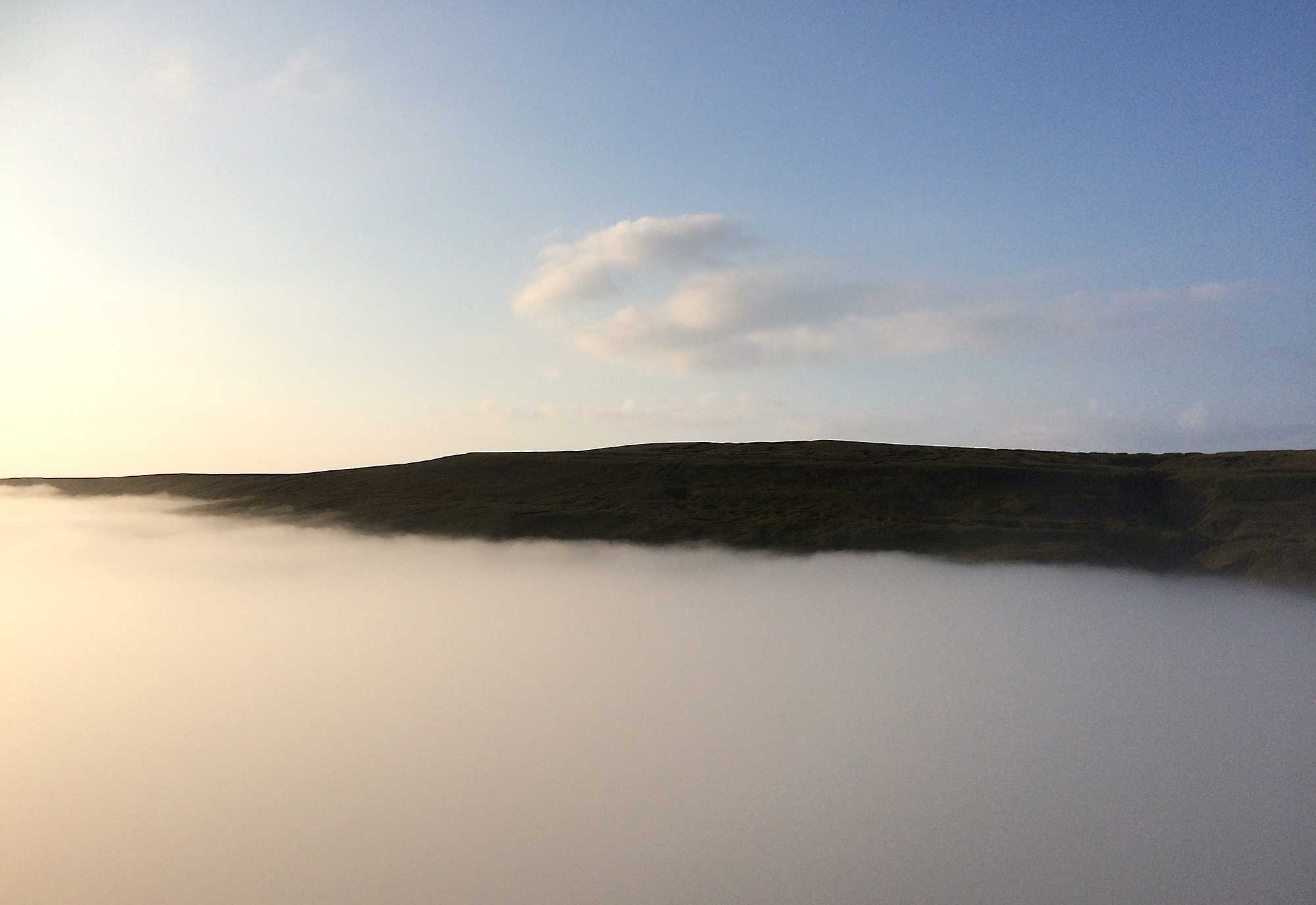 Buttertubs cloud inversion